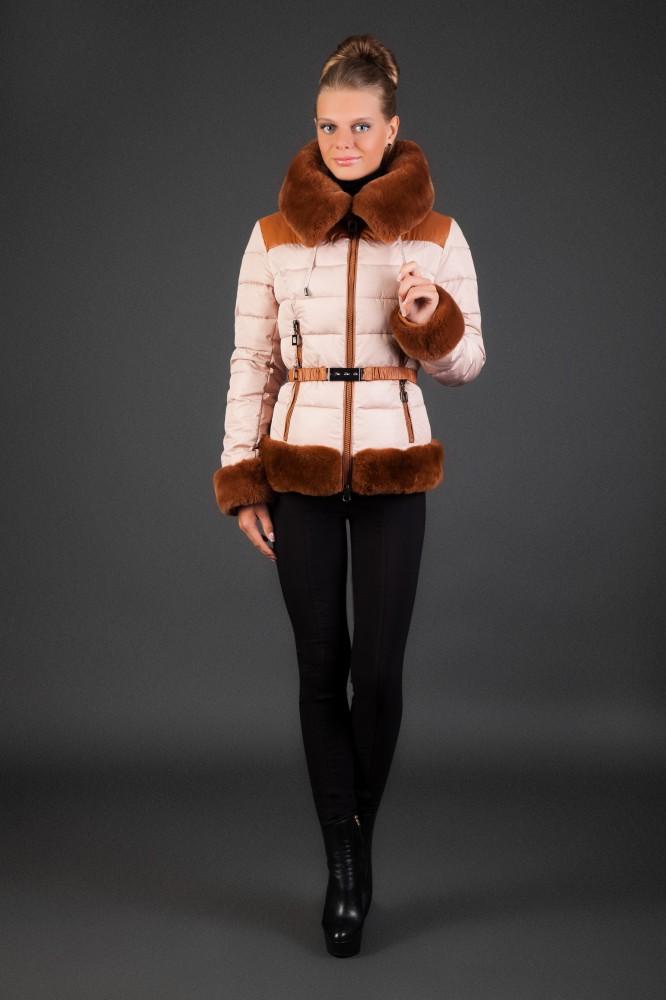 Женская куртка зимняя 7186